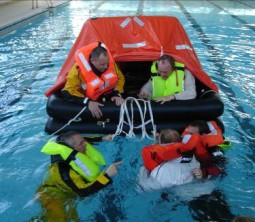 RYA/MCA Sea Survival Course