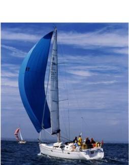 Reach 4 the Wind - Round the Island Race