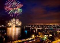 Reach 4 the Wind - Cowes Week Fireworks