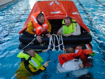 RYA Sea Safety Course