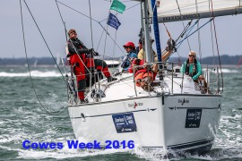 Reach 4 the Wind - Cowes Week