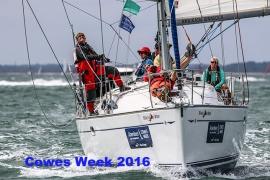Reach 4 the Wind - Cowes Week