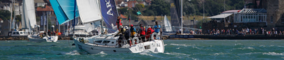 Reach 4 the Wind - Round the Island Race