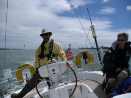 Reach 4 the Wind - Coastal Skipper Course