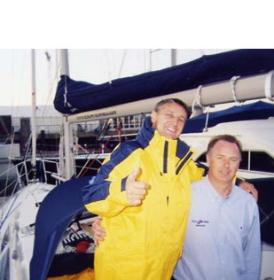 Reach 4 the Wind - Yachtmaster Coastal Prep