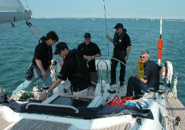 Reach 4 the Wind - Share-a-Yacht weekends