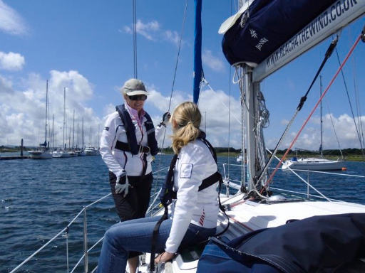 RYA On-Water Training